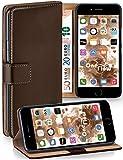 moex Klapphülle kompatibel mit iPhone SE (2020) Hülle
