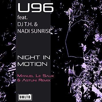 Night in Motion (Manuel Le Saux & Astuni Remix)