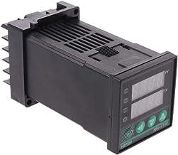Basik PID REX-C100 - Regulador de temperatura digital (0 a 400 °C, entrada SSR)