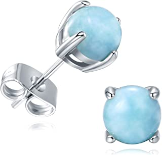 Best larimar silver earrings Reviews