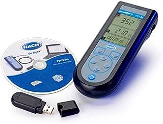 Hach LPV3500DL.97.02 SensION+ EC5 Portable Conductivity Data Logger Meter
