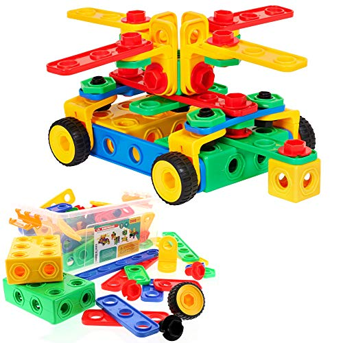 ETI Toys Construction Engineering Set