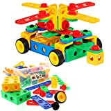 Product Image of the ETI Toys | STEM Learning | Original 101 Piece Educational Construction...