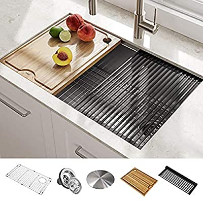 KRAUS KWU110-30 Kitchen Sink