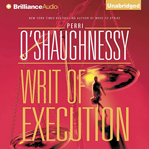 Writ of Execution audiobook cover art
