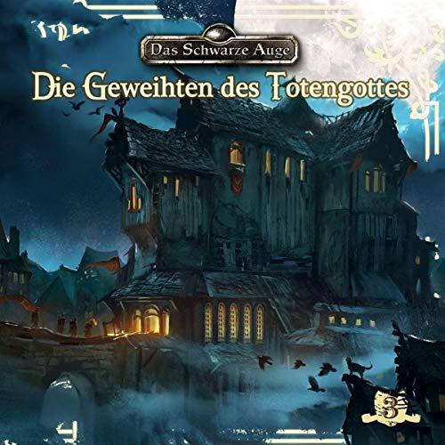 Page de couverture de Die Geweihten des Totengottes