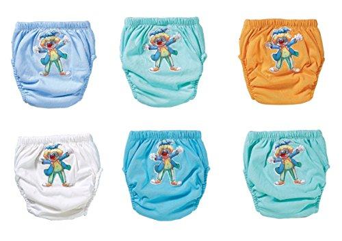 Eozy 3 St/ück Baby Unterhose Jungen M/ädchen Windelhosen Lernwindel Trainerhosen