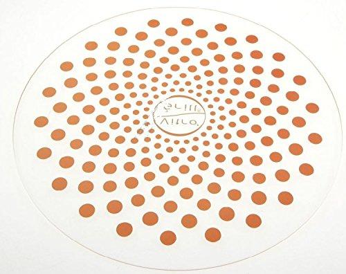 LAGRANGE - PLATEAU VERRE ROND Ø 230 M/M - C350901