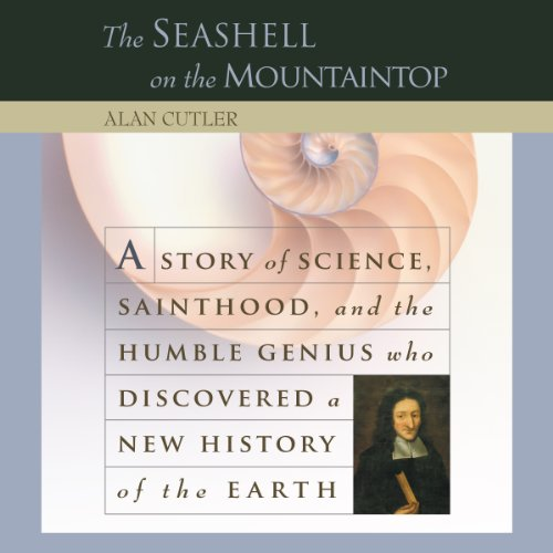 The Seashell on the Mountaintop audiobook cover art