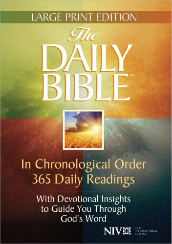 The Daily Bible® Large Print