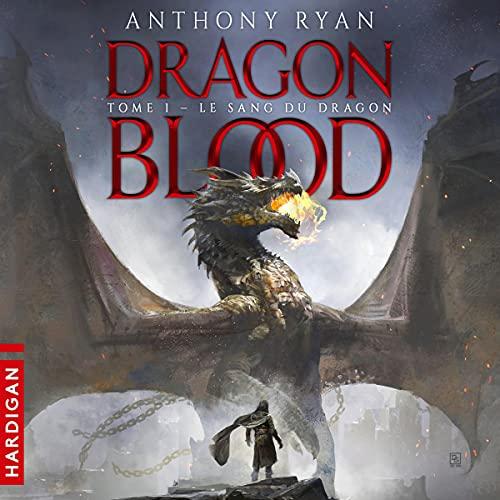 Le Sang du dragon cover art