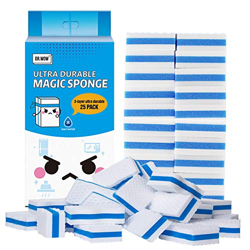 (25 count) Dr. WOW Extra Durable Magic Cleaning...