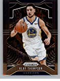 2019-20 Prizm NBA #209 Klay Thompson Golden State Warriors Official Panini Basketball Trading Card