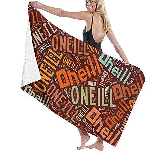 ChillChur-DD Bath Towel Oneill-Asciugamani da bagno