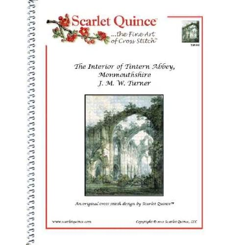 Large Size Symbols Scarlet Quince MIL003lg The Angelus by Jean-Francois Millet Counted Cross Stitch Chart