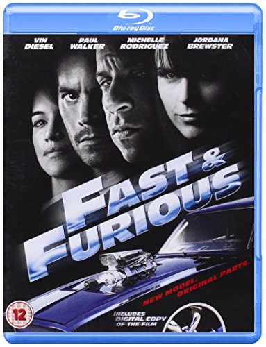 Fast and Furious [Blu-ray] [UK Import]