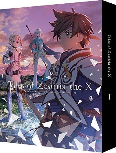 テイルズ オブ ゼスティリア ザ クロス Blu-ray BOX