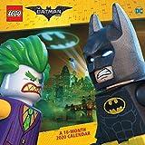 The Lego Batman Core 2020 Wall Calendar