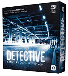 best detective board games detective a modern crime board game