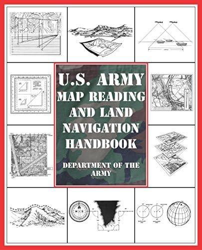 U S Army Map Reading and Land Navigation Handbook product image