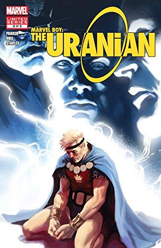 Download Marvel Boy: The Uranian (2010) #3 (of 3) (English Edition) B071FMFHFW