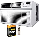 LG 8000 BTU Window Air Conditioner 2016 Estar (LW8016ER) with 1 Year Extended Warranty