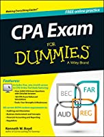 CPA Exam For Dummies with Online Practice