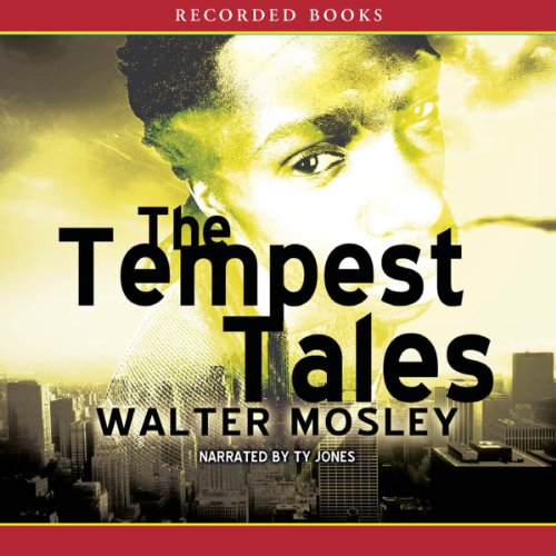 The Tempest Tales audiobook cover art