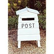 Lanes Beehive Postbox