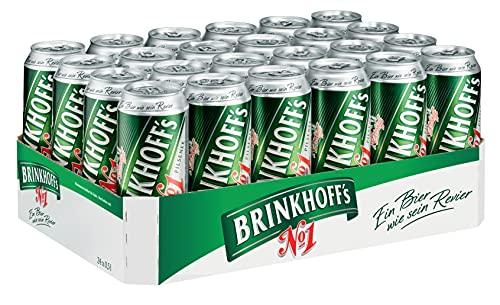 Brinkhoff's No.1, EINWEG 24x0,50 L Dose