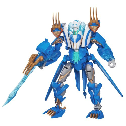 Transformers Prime – A0537 – Robots in Disguise – Voyager Class – Thundertron (Import Royaume-Uni)