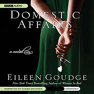 Domestic Affairs audiobook cover art