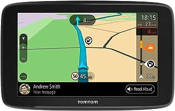 TomTom Navigationsgerät GO Basic (6 Zoll, Stauvermeidung dank TomTom Traffic,..