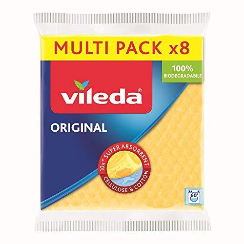 Vileda -   Schwammtuch mit