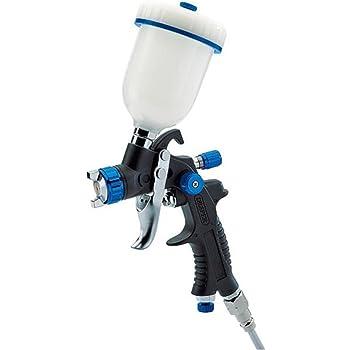 Draper 09709 - Pistola aerográfica con depósito en parte superior - 100 ml: Amazon.es: Bricolaje y herramientas
