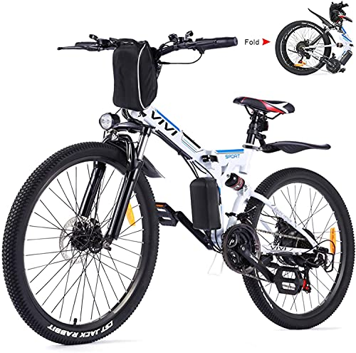 VIVI E-Bike Mountainbike 26 Zoll...