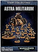 warhammer 40,000 Astra Militarum start collecting