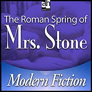 The Roman Spring of Mrs. Stone cover art