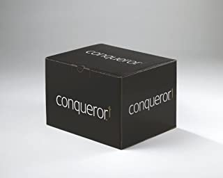 Conqueror High White Wove C6 S/S 500env/BX