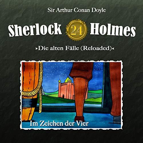 Page de couverture de Im Zeichen der Vier
