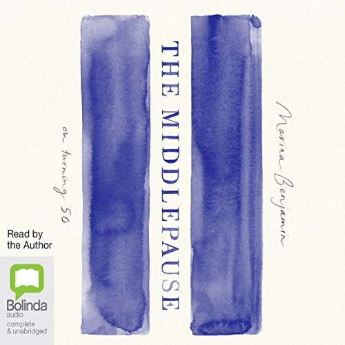 The Middlepause audiobook cover art