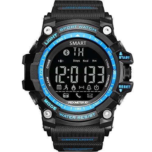 Neue Bluetooth Smart Watch Wasserdichte Sportuhr Smartwatch Smartwatch für Android Handys Herren Frauen Kinder