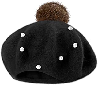 G-real ベビーハット 幼児 幼児 赤ちゃん キッズ 男の子 女の子 パールボール ビーニー 冬 暖かい帽子 キャップ マルチカラー G-real