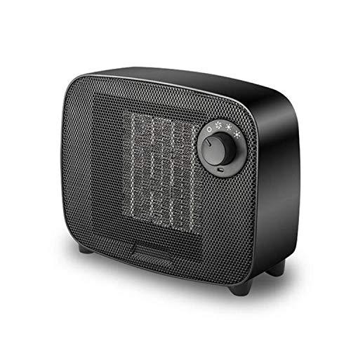 MYRCLMY 1500W Mini Portátil Caliente del Calentador Eléctrico De Escritorio De Calefacción...