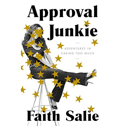 Approval Junkie audiobook cover art