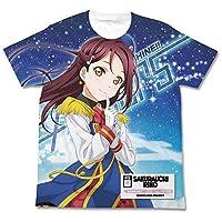 ラブライブ!サンシャイン!! 桜内梨子Tシャツ HAPPY PARTY TRAIN Ver. ホワイト XLサイズ