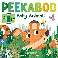 Peekaboo Baby Animals (Slide and Seek)