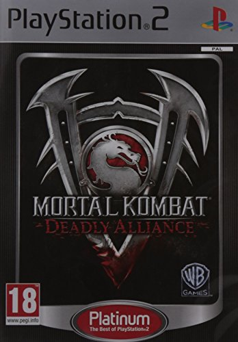 Mortal Kombat: Deadly Alliance (PS2)