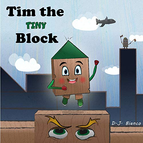 Tim the Tiny Block