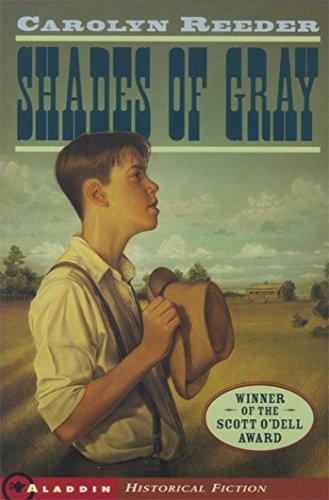 Shades of Gray by [Carolyn Reeder, Tim O'Brien]